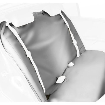 Bergan Rear Seat Protector, Gray