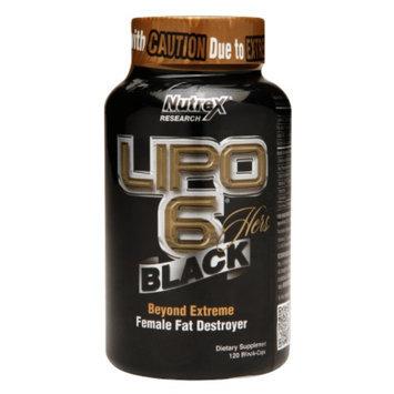 Lipo-6 Black Hers, Capsules