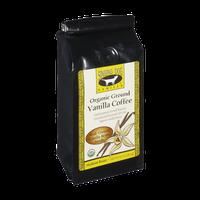 Singing Dog Vanilla Organic Ground Medium Roast Vanilla Coffee