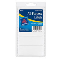Avery Consumer Products All purpose Label (Pack of 128)