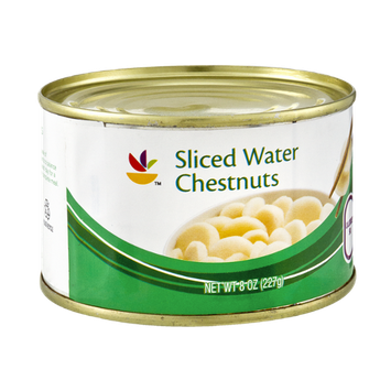 Ahold Sliced Water Chestnuts
