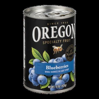 Oregon Specialty Fruit Blueberries