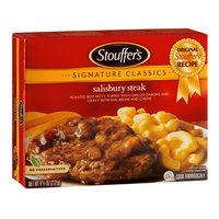 Stouffer's Signature Classics Salisbury Steak