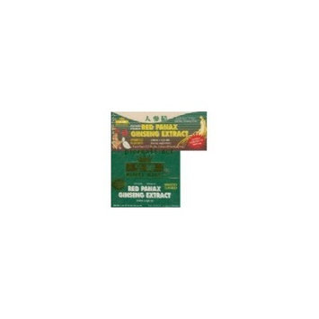 Royal King - Red Panax Ginseng Extract Oral Liquid, Assorted Flavored, Extra-Strength 6000mg, (10mlx30 bottles/box)