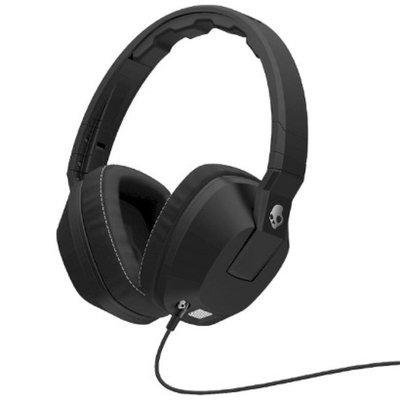 Skullcandy Crusher Headphones with Mic - Black (S6SCDZ-003)