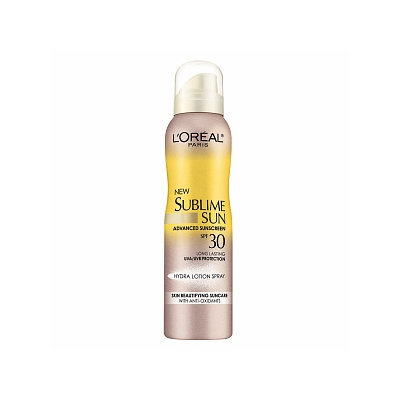 L'Oréal Paris Sublime Sun Hydra Lotion Spray