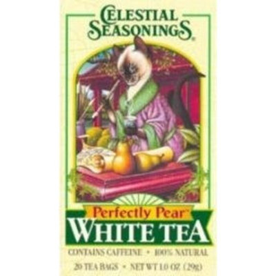 Celestial Seasonings® CELEST SEAS WHT TEA PRFCT PEAR , PERFECTLY PEAR 20 BAGS