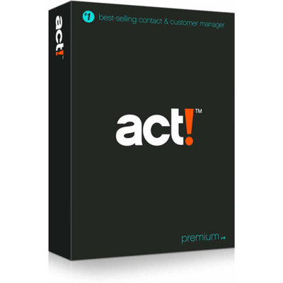 Swiftpage Act! Premium v16, Single User (PC) (Digital Code)