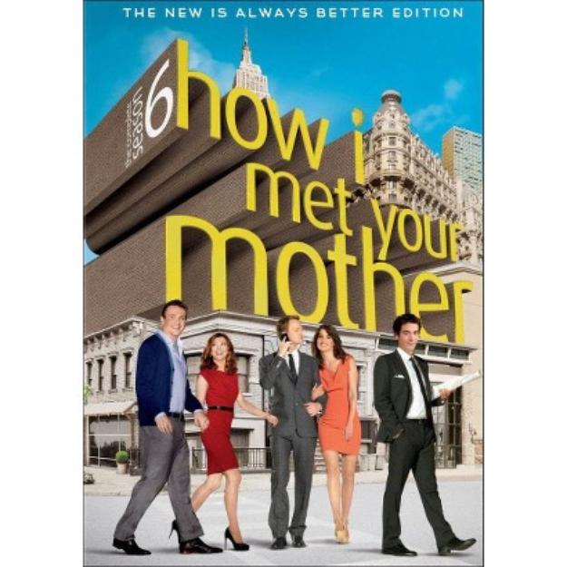 20th Century Fox How I Met Your Mother: Season Six Dvd