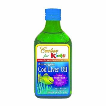 Carlson for Kids Norwegian Cod Liver Oil