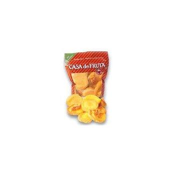 Casa Fruit Snacks Extra Fancy Peaches - 17 oz. Resealable Bag