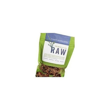 Two Moms in the Raw Blueberry Granola Wheat Free, 8-Ounce