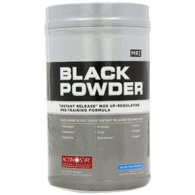 MRI M.R.I. Black Powder, Blue Raspberry, 3-pound Tub