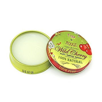 Figs and Rouge Wild Cherry Balm 0.5 oz.