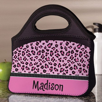Generic Personalized Sassy Leopard Lunch Bag