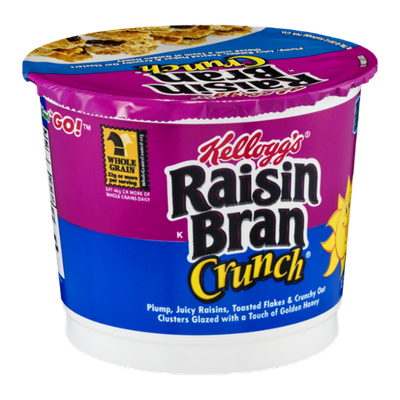 Kellogg's Raisin Bran Crunch Cereal