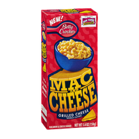 Betty Crocker Mac and Cheese Grilled Cheese