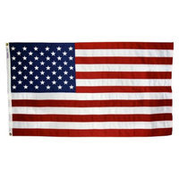 Annin NYL-GLO ColorFast US Flag - 3X5'
