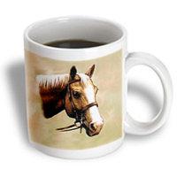 Recaro North 3dRose - Horse - Palomino Horse - 15 oz mug