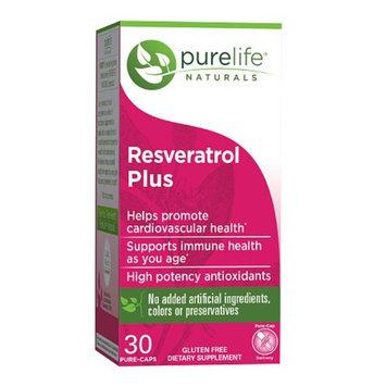Pure Life Resveratrol Plus