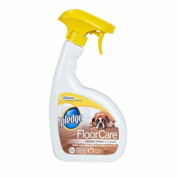 Pledge Floor Care Wood Spray Cleaner