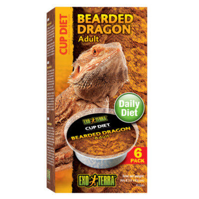 Exo-Terra Exo TerraA Bearded Dragon Food