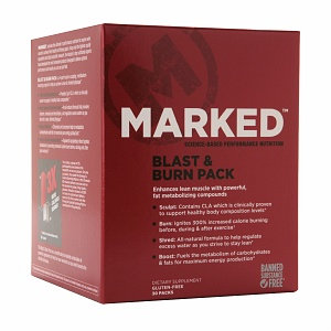 MARKED Blast & Burn Pack