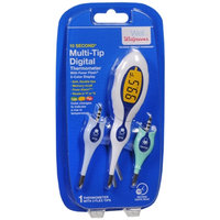 Walgreens 10 Second Multi-Tip Digital Thermometer