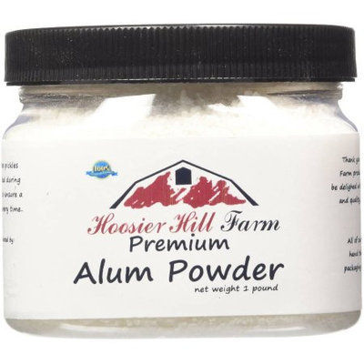 Hoosier Hill Farm Alum Powder, 1 lb