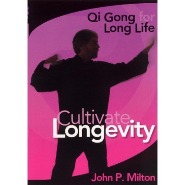 John P. Milton: Cultivate Longevity - DVD