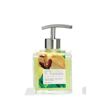 Fruits & Passion Fruits and Passion Influence Hand Soap, Green Tea Orchid, 8.4-Ounces