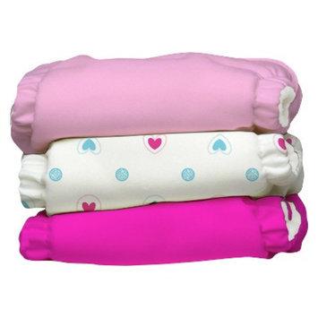 Charlie Banana Reusable Diaper 3 pack Size XS - Lovely