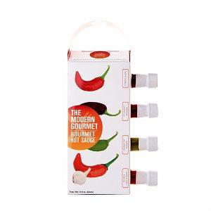The Modern Gourmet Hot Sauce Variety