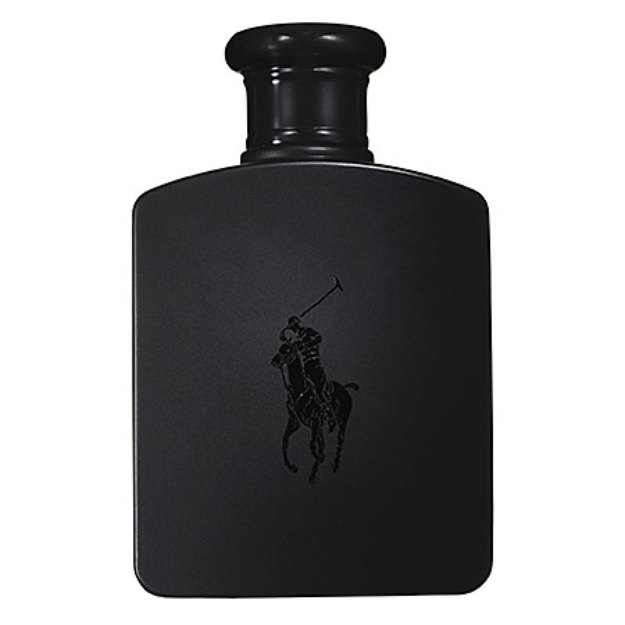 RALPH LAUREN POLO DOUBLE BLACK Eau de Toilette Spray