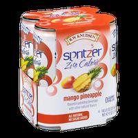 R.W. Knudsen Spritzer Zero Calorie Mango Pineapple  - 4 CT
