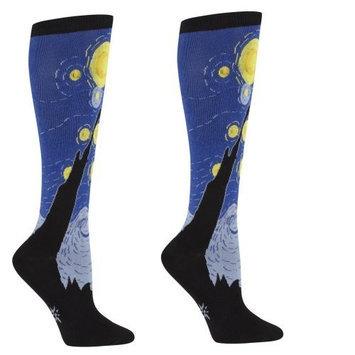 Vincent Van Gogh Starry Night Socks