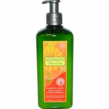 Andalou Naturals Vitalizing Body Lotion Mandarin Vanilla 11 fl oz