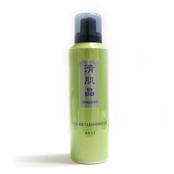 N/A Kose Seikisho Mousse Cleansing Oil 5.2fl.oz/182ml