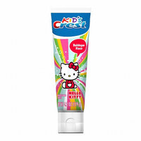 Crest Kid's Hello Kitty Toothpaste Bubble Gum