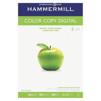 Hammermill Color Copy Paper, 100 Brightness, 28 lb - White (500 Per