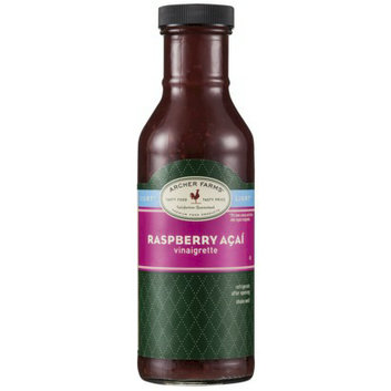 Archer Farms Raspberry Acai Vinaigrette Salad Dressing - 12 oz.