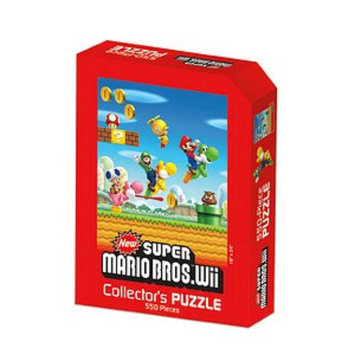 USAopoly Super Mario Wii Puzzle Ages 8+