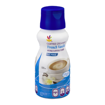 Ahold Coffee Creamer French Vanilla Fat Free