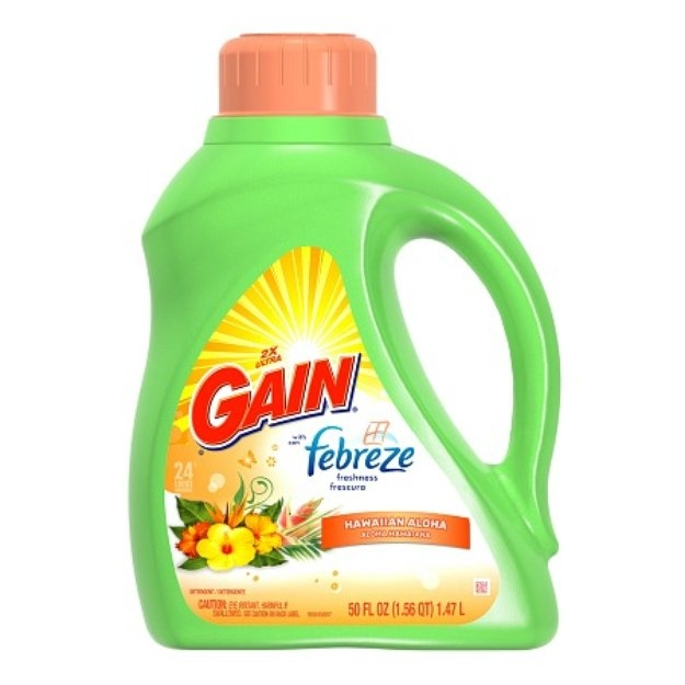 Gain with Febreze Freshness