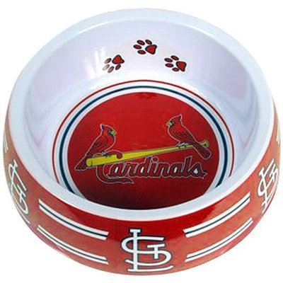 Sporty K9 St. Louis Cardinals Dog Bowl, Small