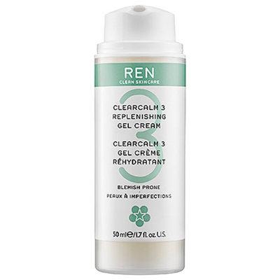 REN ClearCalm 3 Replenishing Night Serum 1.7 oz