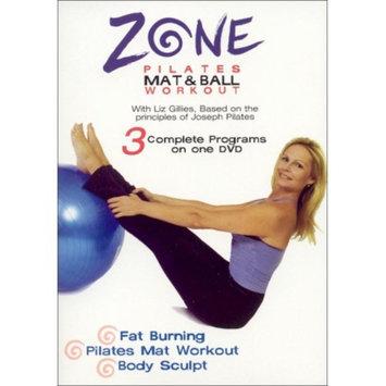 E1 Entertainment Zone: Pilates Mat and Ball Workout (DVD)