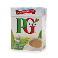 PG Tips Black Tea Bags