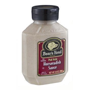 Boar's Head Horseradish Sauce Pub Style