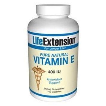 Life Extension Vitamin E 400IU - 100 - Capsule